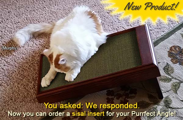 Sisal Fabric The Best Material For Cat Scratching Posts